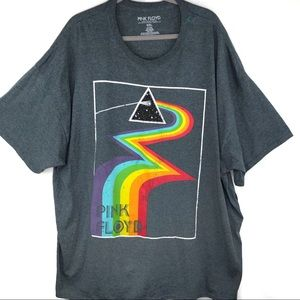 Pink Floyd | Men's Pink Floyd Graphic Tee Size 4XL